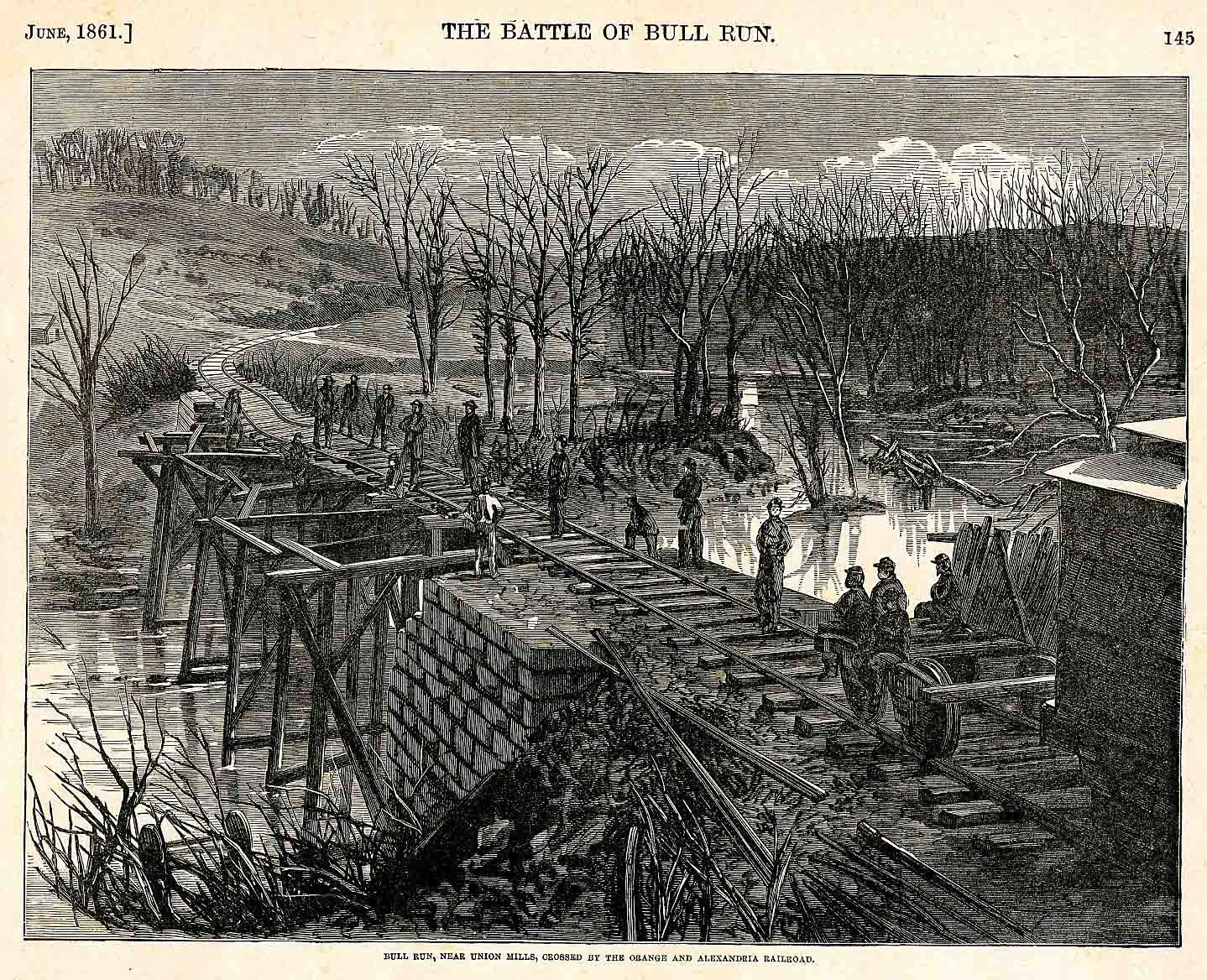 a history of the battle of bull run The first battle of bull run photos, video and first hand accounts.