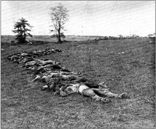 Antietam Battle Casualties After Battle of Antietam