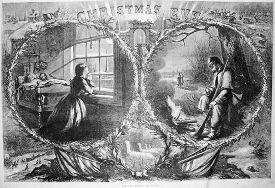 """""""Christmas Eve 1862"""""""