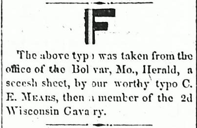Polk Co Press 12-20-1862