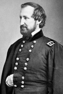 Maj. Gen. William S. Rosecrans (cropped), from the Library of Congress
