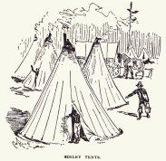 Sibley tent