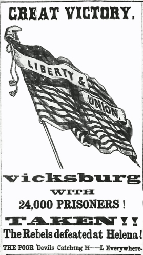 Vicksburg Great Victory