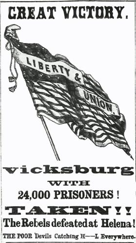 Vicksburg Great Victory