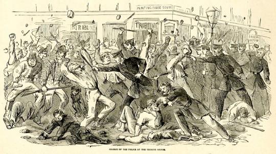 NY Draft Riots