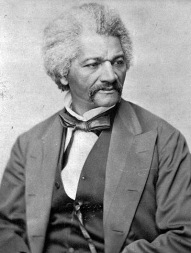 Frederick Douglass, from the Library of Congress