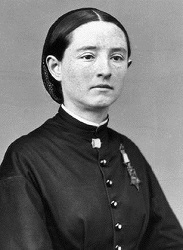Mary Edwards Walker, ca. 1865