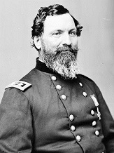 Maj. Gen. John Sedgwick, from the Library of Congress