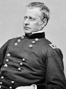 General Joseph Hooker, from the Library of Congress