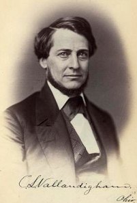 Clement L. Vallandigham (cropped), from the Library of Congress