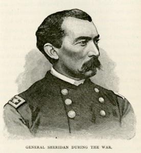 """""""General Sheridan During the War,"""" from Sheridan's Personal Memories"""