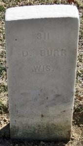 D Burr, Wis