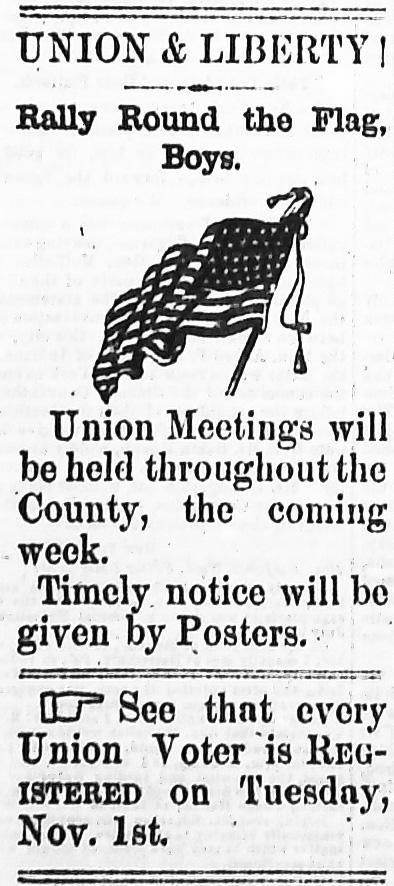 Prescott Journal, 10-29-1864
