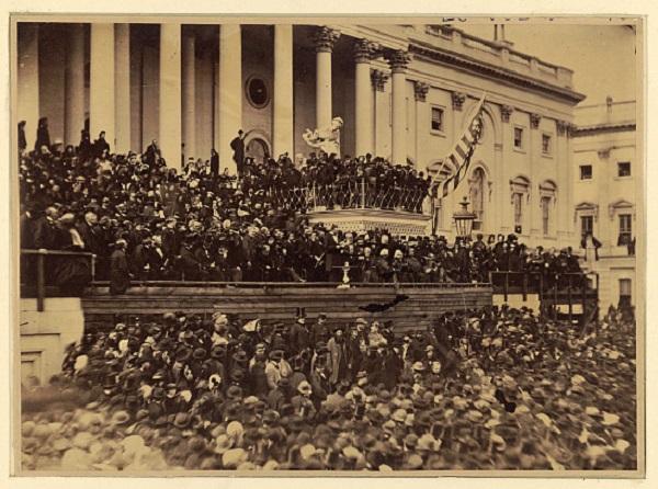 Lincoln's 2nd Inaugural_23718v